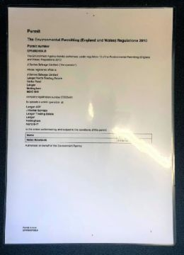 The Environmental Permitting (England and Wales) Regulations 2010