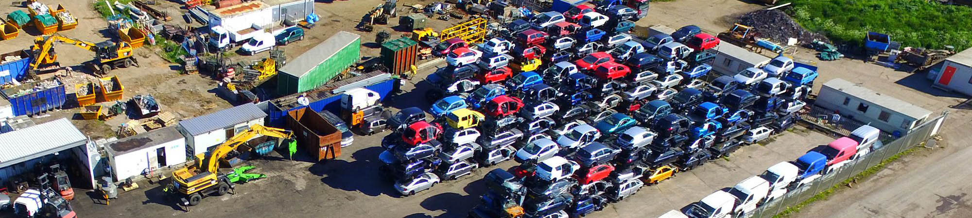 Scrap Cars Wanted - Top Prices Paid