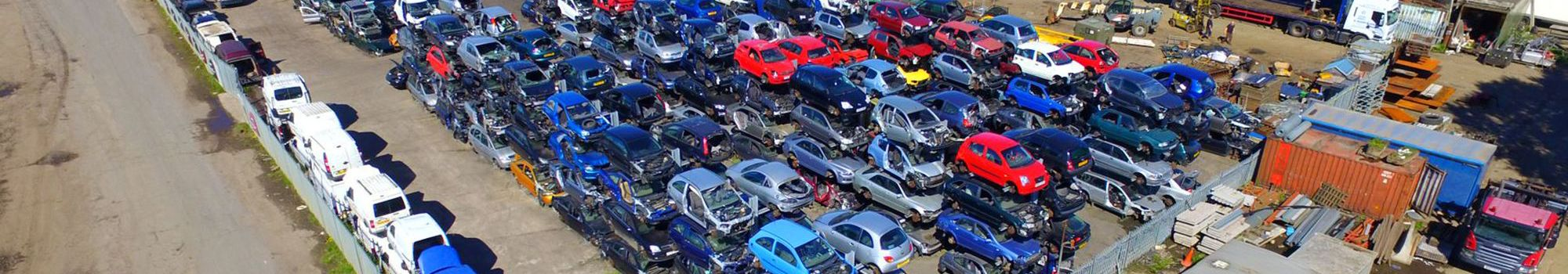 Scrap Car Disposal - Nottingham & Leicester